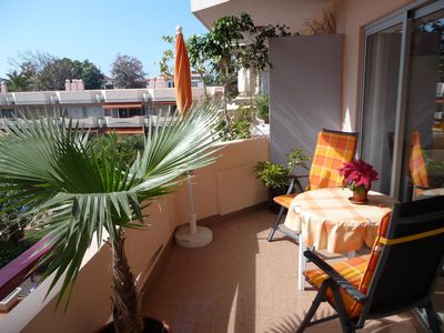 Photo for Sunny apartment in very well maintained complex in La Paz, WLAN