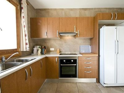Photo for Vacation home Pla de Ses Rotes in Campanet - 10 persons, 5 bedrooms