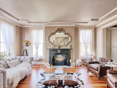 Photo for Grand Luxury Townhouse in Downtown Hudson