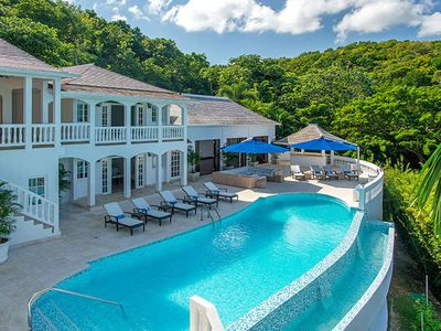 Photo for TRYALL CLUB 10 Bd w/ Infinity Pool Incl Concierge Service & 1 Year Priority Pass