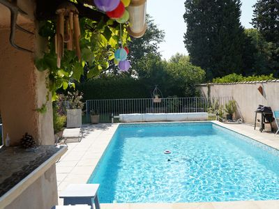 Photo for accommodation in owner's villa with pool