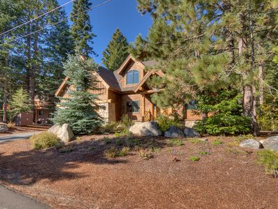 Photo for Tippy Canoe - Stunning, Luxury 4 BR on the West Shore with Hot Tub & Sauna