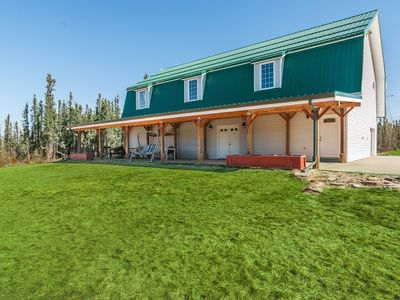 Stunning home with tons of amenities.  Northern Light Views from windows!