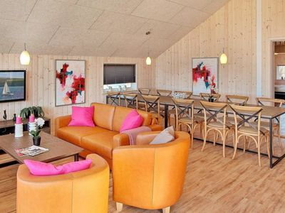 Photo for Vacation home Skåstrup Strand in Bogense - 14 persons, 5 bedrooms