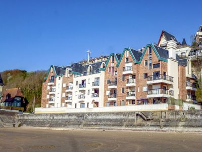 Photo for Apartment Les Flots in Deauville-Trouville - 5 persons, 1 bedrooms