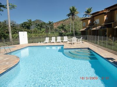 Photo for Casa Cond Fech / 5 min Historical Center / Seg24h / Air Conditioning / Pool / Wifi / C8