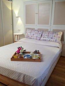 Photo for Room for 2 people in the historic center overlooking Villa Bottini