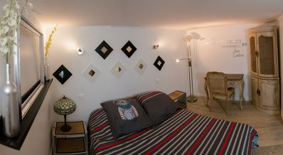 Photo for Charming Guest House Prox Aix Marseille Pool River Park WIFI