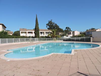 Photo for HOLIDAY VILLA with swimming pool and 1.5 km SEA - Secure domain - sandy beaches