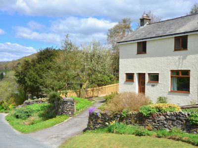Photo for LING FELL COTTAGE, pet friendly in Backbarrow, Ref 971558
