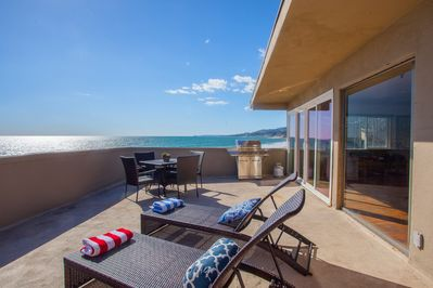 Private Oceanfront Vacation Al At
