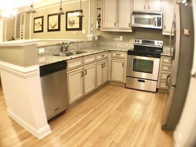 Photo for South Island -High End Condo -Steps to the Beach -Free WiFi