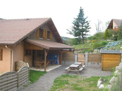 Photo for Chalet TWO LODGINGS from 2 to 9 persons each