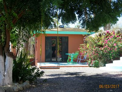 Photo for The Wave - A Peaceful Private Oasis Steps Away From All Todos Santos Attractions