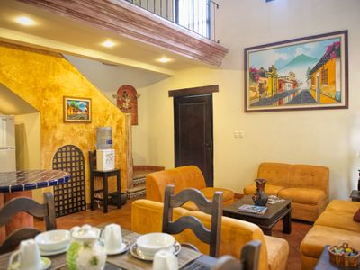 Photo for 2BR Apartment Vacation Rental in Antigua Guatemala, Sacatepéquez