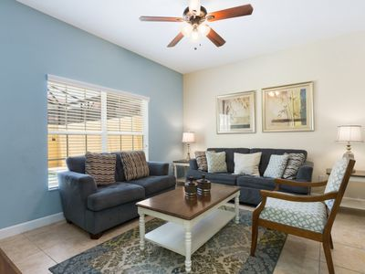 Photo for 4 Bedroom/3 Bathrooms Paradise Palms (8962CP)