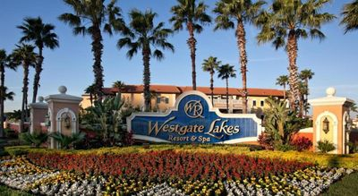 Located at Westgate Lakes Resort and Spa!  You will enjoy all their amenities!