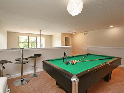 Photo for BEAUTIFULLY DECORATED, GATED RESORT COMMUNITY, GAME ROOM, 2 MASTERS!!