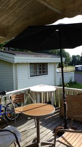 Photo for Cottage with sunny terrace