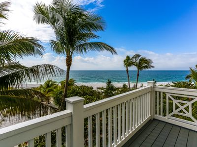 Photo for Magnificent Beachfront Home on the Gulf of Mexico | Heated Pool & Spa