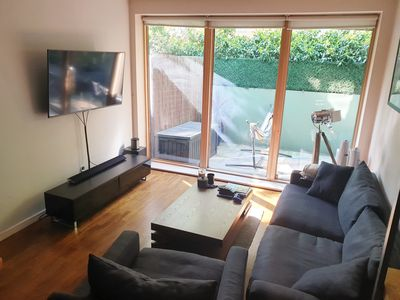 Photo for Modern 1 Bed in Shoreditch with outdoor space!!