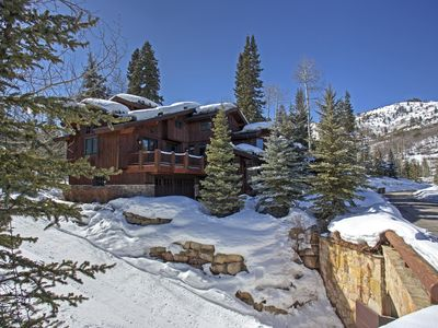 Photo for Book CHRISTMAS by Sept 1 and get $1000 off stay- 5 bed ski in/out Park City
