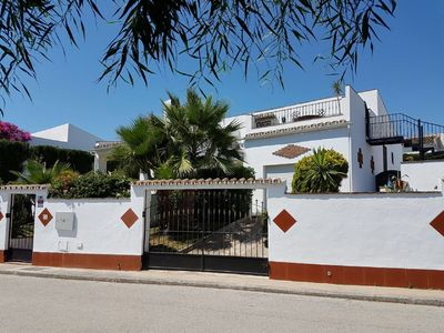 Photo for Stunning Moroccan style Detached Villa with private pool