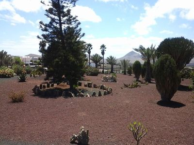 Photo for House 224 m from the center of Teguise with Internet, Garden, Balcony (970332)