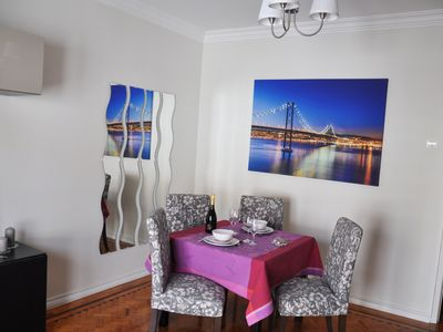 Photo for Apartment with 2 bedrooms in Lisbon