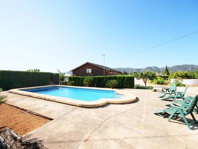 Photo for 2 bedroom Villa, sleeps 4 in Boterías with Pool, Air Con and WiFi
