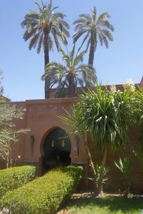 Photo for THE ENSEMBLE OF A LUXURIOUS RIAD PRIVATIZED IN THE PALMERAIE FOR 1100 € A WEEK