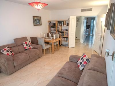 Photo for Luxury Apt. Les Residences du Palais, Carre d'Or, Nice, minutes to everything !