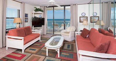 Photo for 701 Sunswept 3/3 Orange Beach*DIRECTLY ON THE BEACH*AMAZING VIEW*
