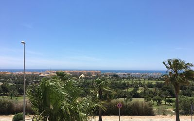 Photo for FANTASTIC - 4 Bedroom, Air-Conditioned House, Overlooking the Med, FREE WIFI