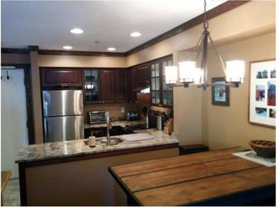 Photo for Luxurious Ski In/Out 1 Bedroom w/Pool & Hot Tub