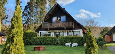 Photo for Holiday house Frielendorf for 3 - 6 persons with 3 bedrooms - Holiday house