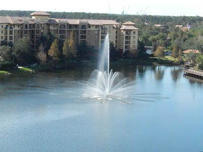 Photo for Beautiful 1BR condo at Wyndham Bonnet Creek
