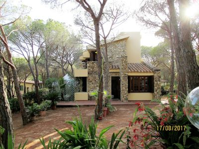 Photo for VILLA CLOSE TO THE VILLAGE FORTE