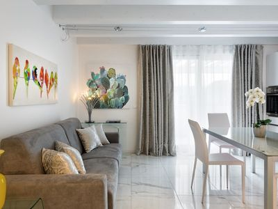 Photo for White Villa Luxury- CIELO Boutique Apartment 70 sqm - 2nd Floor