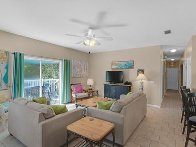 Photo for Charmed House - Stunning Pet-Friendly Home in Santa Rosa Beach! Free Bike Rentals and WiFi!