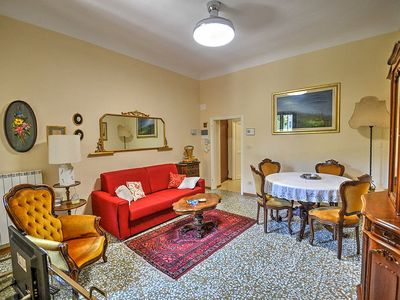 Photo for Appartamento Amos B: A welcoming apartment situated a few minutes from the town center, with Free WI-FI.