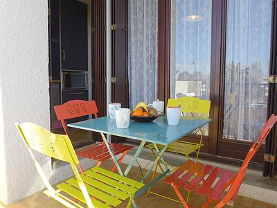 Photo for One bedroom Apartment, sleeps 4 in Canet-en-Roussillon with Air Con and WiFi