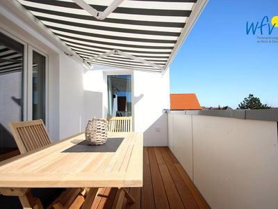 Photo for Apartment with sunny south-facing balcony!