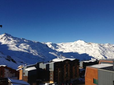 Photo for Family apartment in the heart of Val Thorens