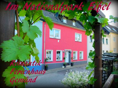 Photo for Romantic holiday home in Gemünd - on pedestrian and Eifelnationalparktor!