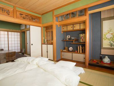 Photo for 10min Dogo Onsen Classical House