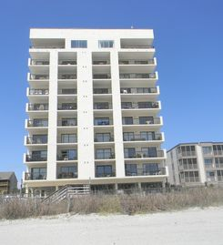 Crescent Towers I, Crescent Beach, North Myrtle Beach, SC, USA
