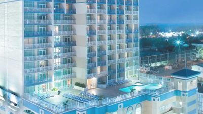 Photo for Bluegreen Carolina Grande 1 Bedroom Ocean Blvd  Memorial Weekend