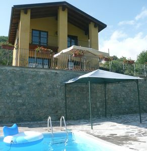 Photo for Secluded Villa With A Private Pool In 3 Acres of Countryside and Woodland