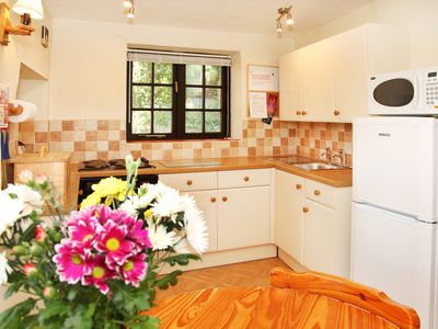 Photo for Annery Kiln , Farm Cottage North Devon with indoor pool